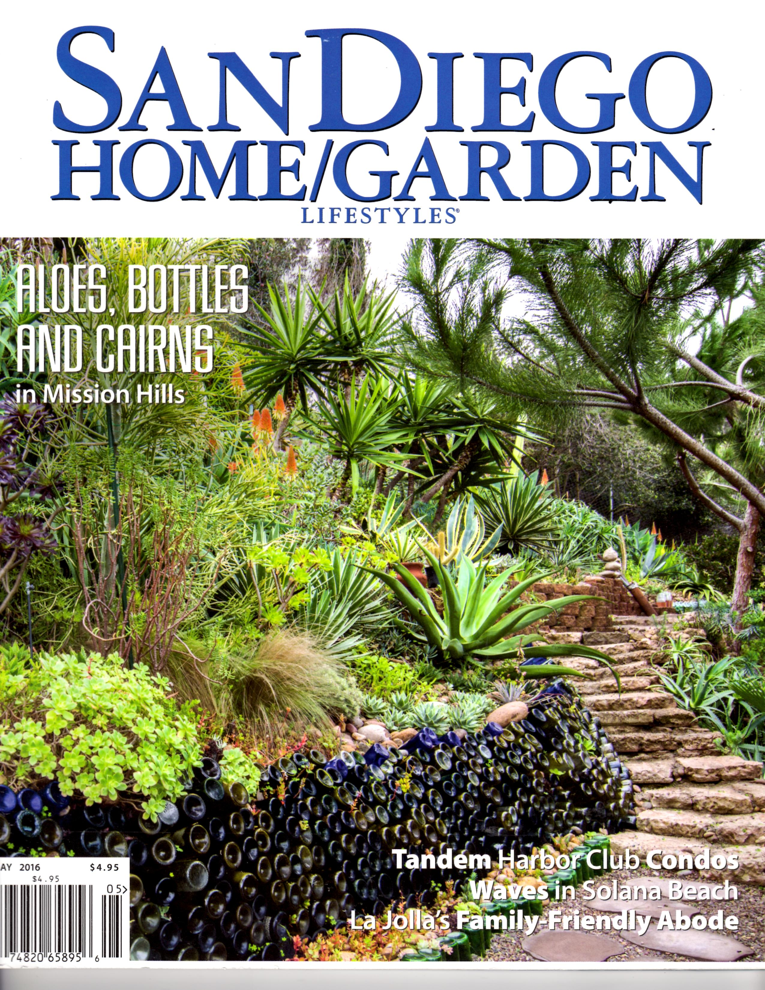 san diego home and garden magazine
