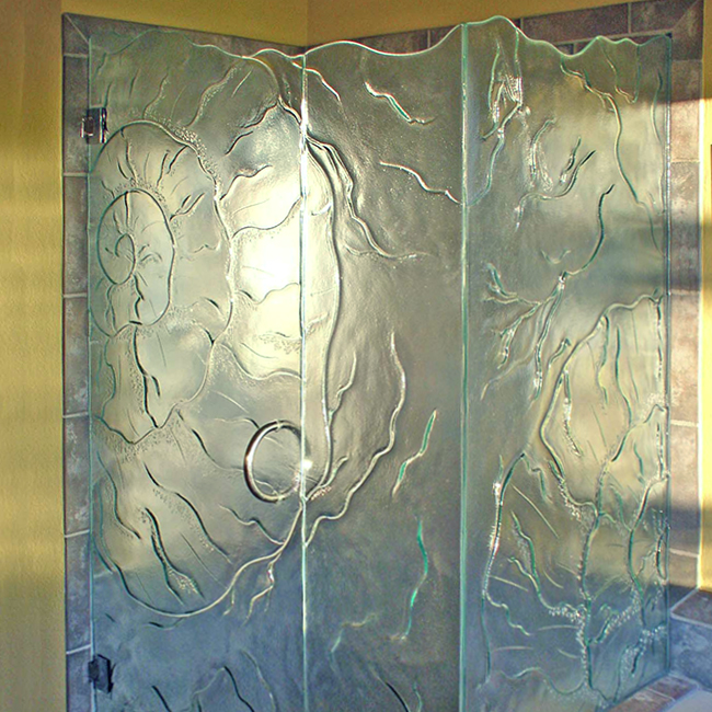 Glass Bath Shower Shower Doors Cast Glass Images